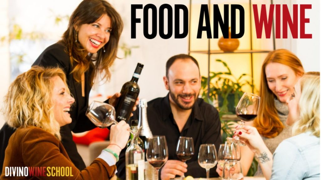 how to pair food and wine