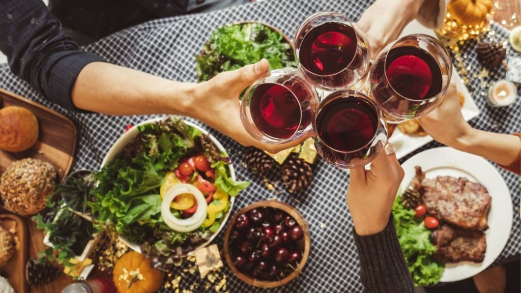 thanksgiving wines